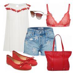 Freizeit Outfits: Stars bei FrauenOutfits.de #fashion #fashionista #mode #damenmode #frauenmode #frauenoutfit #damenoutfit #outfit #frühling #sommer #modetrend #trend2018 #modetrend2018 #ootd #trend #sweet