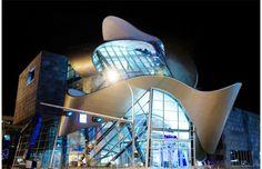 The new Art Gallery of Alberta in Edmonton