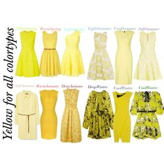 514. Shades of yellow by natlik on Polyvore featuring moda, Giambattista Valli, I.D. SARRIERI, Violeta by Mango, Hervé Léger, Hobbs, Narciso Rodriguez, French Connection, Lela Rose and Monique Lhuillier