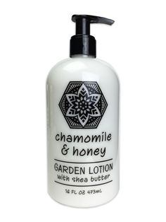 Chamomile Honey Garden Lotion by Greenwich Bay Trading Co