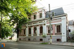 Casa Gheorghiade (1880), azi Centrul Cultural Dunărea de Jos, Strada Domnească 61, Galați