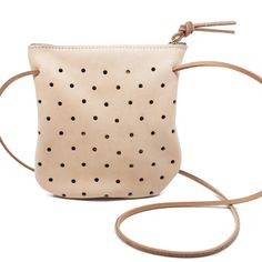 What a bag!?! Wear it over the shoulder or as a pouch for all your essentials.