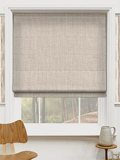 Cavendish Warm Stone Roman Blind from Blinds 2go