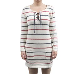 Knitted Pippi dress. I want a pattern! =o)