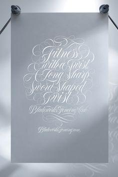 Tony DiSpigna - Laser Cut poster