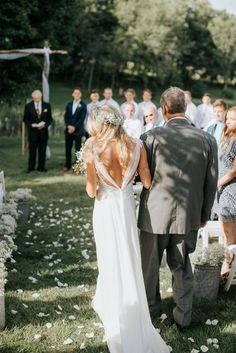 Grace Loves Lace Vida Wedding Dress on Sale 48% Off