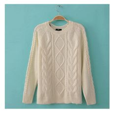 6 Colors Loose Warm Long Sweater from Boutiqute on Storenvy