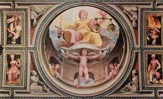 Allegoria della Giustizia (1529-1535; Siena, Palazzo Pubblico, Sala del Concistoro)