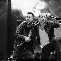 Mike and Chester