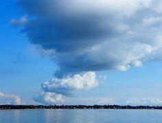 Lanscape Clouds