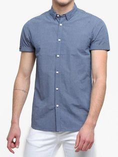b72dcb0a4f6 Diesel Ambrose Short Sleeve Shirt Check