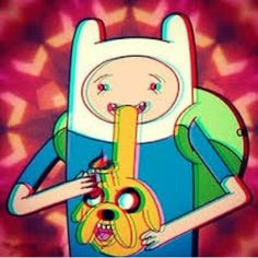Trippy Adventure Time