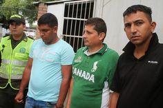 Noticias de Cúcuta: Cayeron tres presuntos asaltantes en caso de hurto...