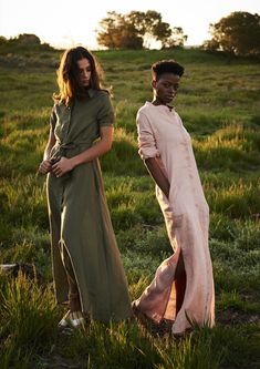 The Wanderers ~ our luscious linen for Spring collection ~ now available to shop online 💫 Bow Slides, Gift Of Time, New Earth, Made Clothing, Together We Can, Sustainable Design, Spring Collection, Hair Bows, Spring Summer