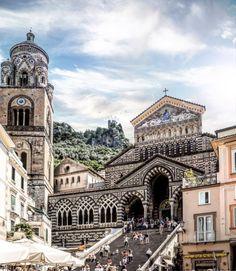 Duomo di Amalfi - Salerno