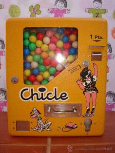 Childhood Toys, Childhood Memories, Penny Candy, Retro Images, Gumball Machine, Infancy, Ol Days, Tin Boxes, Sweet Memories