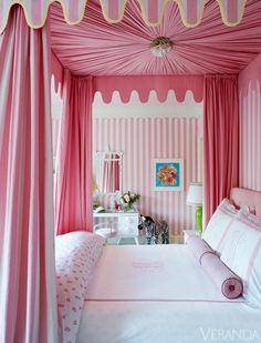 Pink retreat.  TG