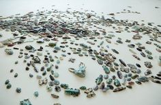 Stirring The Swarm - Anna Collette Hunt - Yorkshire Sculpture Park