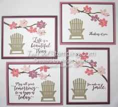 2017  Colorful Seasons Photopolymer Stamp Set	143726  Price: $27.00  ,  Seasonal Layers Thinlits Dies	143751  Price: $33.00