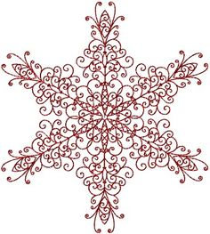 Anna Bove Embroidery Machine Embroidery Designs News: Snowflakes, Snowflakes, Snowflakes!