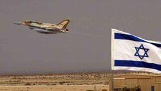 Israele ritorna a colpire in Siria L'aviazione israeliana ha distrutto un deposito di armi durante un blitz dei caccia di #Israele vicino all'aeroporto internazionale di Damasco. Secondo media arabi le armi erano arrivate con un aereo #siria #israele #damasco #assad