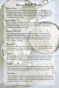 Guide to Gluten-Free Flours - Fork & Beans