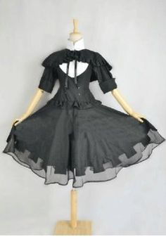 Dress from puella magi madoka magica