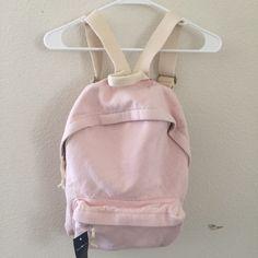 Brandy Melville pastel pink backpack NWT Brandy Melville Bags Backpacks