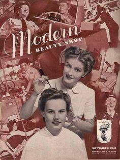 Modern Beauty Shop - September 1943