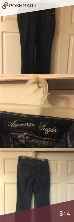 American Eagle Stretch Jeans Size 2 American Eagle Stretch Jeans Size 2 American Eagle Jeans Boot Cut