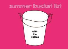 summer-bucket-list  // Des Moines specific ideas