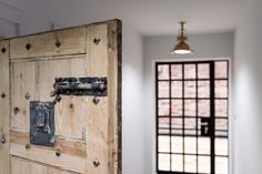Riflemaker: Authentic loft conversion in an original industrial gunsmiths Copper Bath, Loft Apartments, Reuse Recycle, City Living, Birmingham, Industrial Design, Repurposed, Gun, Flooring