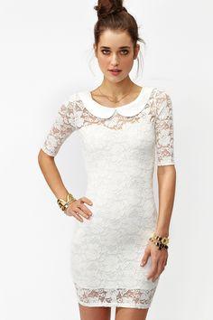 Lace Dress. | #lace #dress
