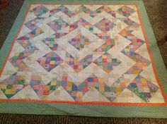 30s reproduction quilt by BigSkyStashBuster on Etsy, $145.00
