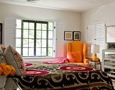 Jill Litner Kaplan Interiors - Michael J Lee Photography Preppy Bedroom, Home Bedroom, Bedroom Decor, Bedroom Ideas, Awesome Bedrooms, Beautiful Bedrooms, Home Design Decor, House Design, Home Decor