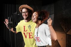 Would love to sing in this love singing shirt! #choir #singer #lovesinging