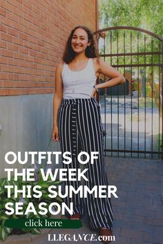 Click here to learn about Outfits of the week this summer season on Llegance! You'll find pins about summer outfits 2020, summer outfits women over 40. Additionally, summer outfits women 30s, summer outfits plus size. As well as, women summer outfits over 40, women summer outfits 30s. Also, women summer outfits 2020 and women summer outfits casual. Stylish women summer outfits plus size, women summer outfits for work. Cute women summer outfits vacations.  #outfits #summer #fashion Casual Summer Outfits For Women, Summer Work Outfits, Office Outfits, Casual Outfits, Corporate Fashion, Weekly Outfits, Professional Outfits, Dress For Success, Cute Woman