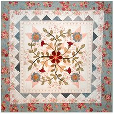quilts with borders. | Tea & Scones