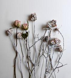Rosen mit Zeitmarkierungen - roses with time marks | Flickr:  Ines Seidel