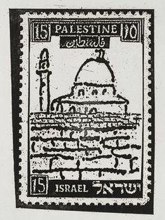 Jewish Art Salon: Mark Podwal's Jerusalem print at London's V & A Museum