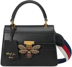 49bbbd0bf406 Shop online Gucci Queen Margaret small top handle bag now with Same Day  Delivery in London.