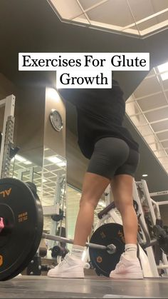 Leg And Glute Workout, Buttocks Workout, Gym Workout Videos, Gym Workout For Beginners, Fun Workouts, Workout Challenge, Exercises, Sporty, Training