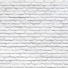 white brick wall - Google Search