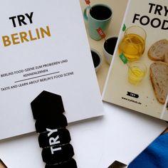 PRODUKT: Berlins Food-Szene zum Probieren von Try Foods Ich bin neugierig, liebe Curated Shopping, Essen und Berlin. Da musste ich zugreifen: In dieser Box sind 5 Berliner Food Artikel plus ein Booklet mit Hintergrundgeschichten. Klasseidee! Im Angebot gibt es auch TRY Schokolade. Was meint Ihr: Habe ich die auch bestellt? #Essgenuss, #Schokolade