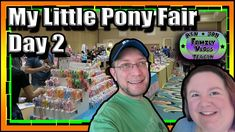 Here is the second part of our My Little Pony Fair Coverage! We spent the second day checking out panels, we attended the Kenner Toys For Girls Panel and the. My Little Pony Videos, Kenner Toys, Wheel Of Fortune, Toys For Girls, Day, Youtube, Girls Toys, Videos My Little Pony, Youtubers