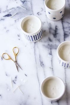 Scented Soy Candles DIY