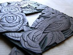 Bunting lino plates from: Mangle Prints Back To School Art, Art School, Paper Bunting, Stamp Printing, Screen Printing, Linoprint, Textiles, Fabric Painting, Art Prints