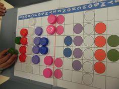 Ateliers SYMBOUCHONS symétrie CP/CE1