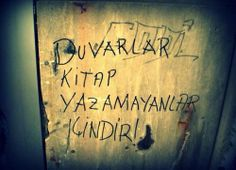 Karma, Graffiti, Words, Wall, Decor, Turkey, Decoration, Turkey Country, Walls