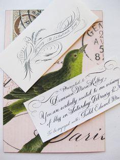 J. Panter Calligraphy   Portfolio II